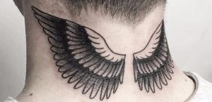 Tatuajes alas