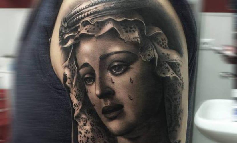 Tatuajes cristianos