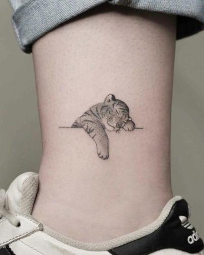 Tatuajes de cachorros