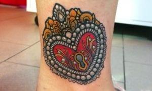 Tatuajes de candados