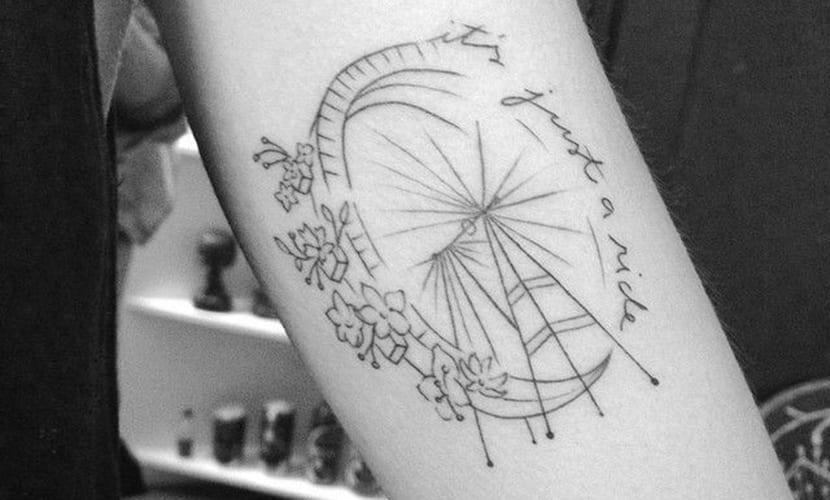 Tatuajes de norias