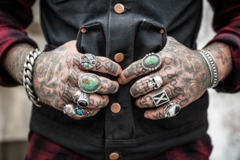 Tatuajes en el Dorso mano