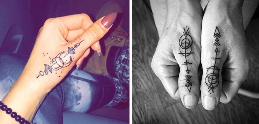 Tatuajes para las manos