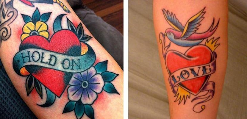 Tatuaje con mensaje
