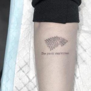 Tatuajes Stark