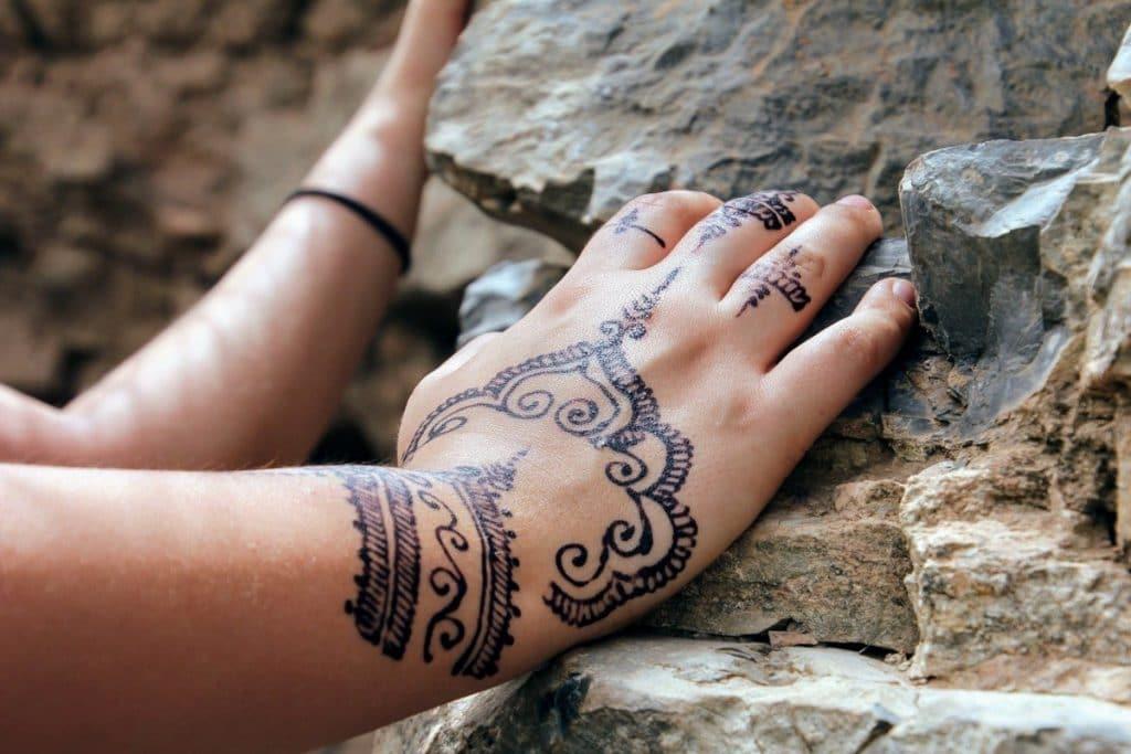 Cómo Hacer Tatuajes Temporales Hena