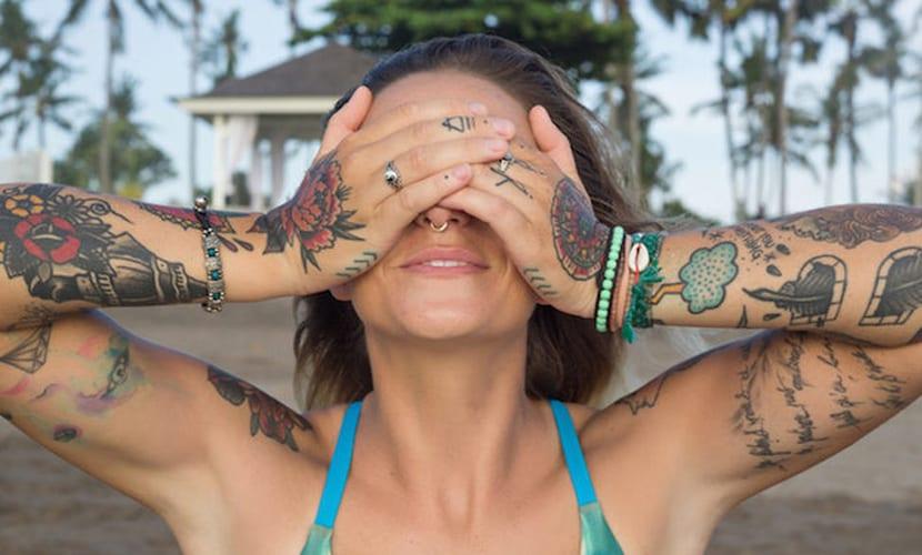 Cuidar los tatuajes en verano