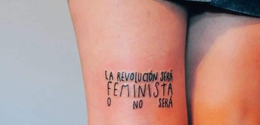 El primer tatuaje