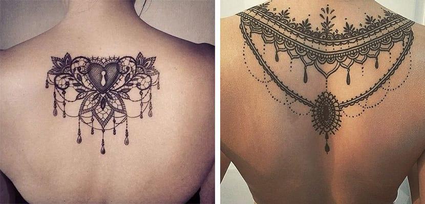 Tatuajes de joyas