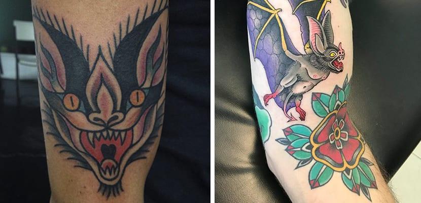 Tatuajes old school