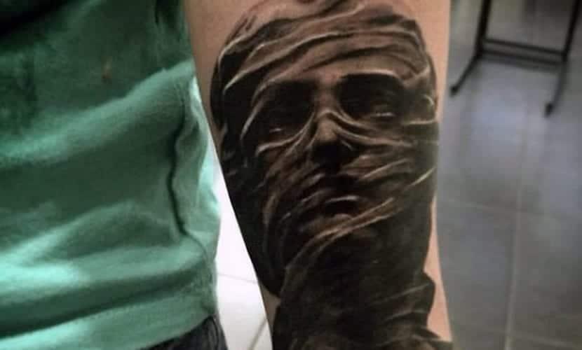Tatuajes de momias