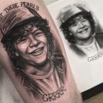 Tatuajes de Stranger Things