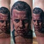 Tatuajes de Stranger Things