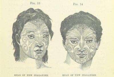 Tatuajes faciales
