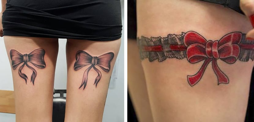 Tatuaje de lazos