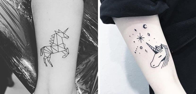 Unicornios geométricos