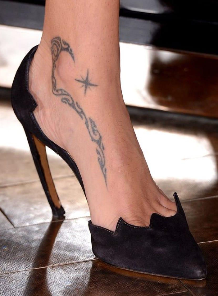 Tatuaje Adriana Lima