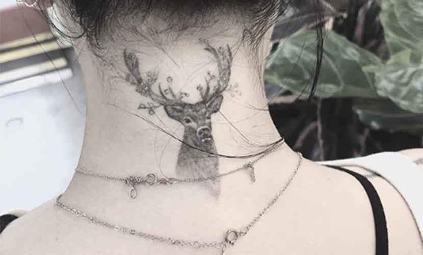 Tatuaje de Janel Parrish