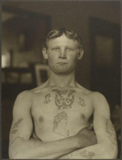 Tatuajes de Soldados foto