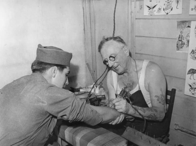 Tatuajes de Soldados
