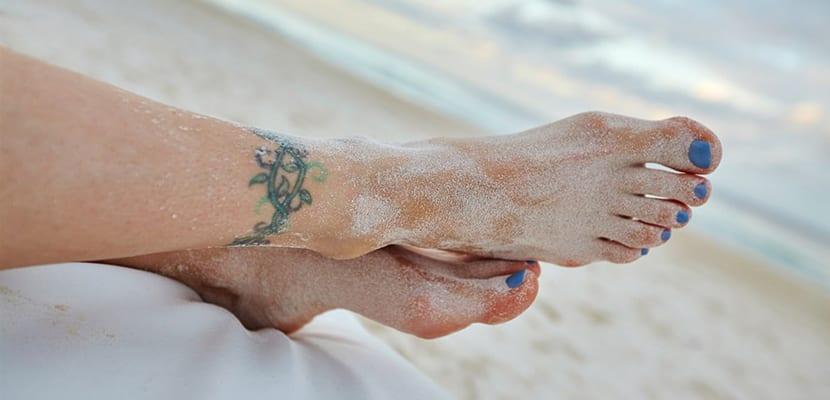 Cuidados de los tatuajes