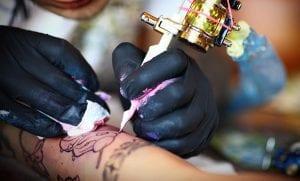 Alergia a los tatuajes