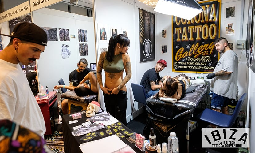 Ibiza Tattoo Convention 2019
