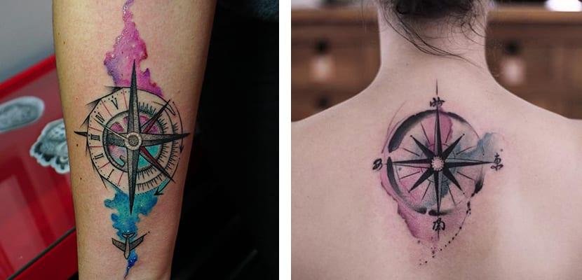 Tatuajes de la rosa
