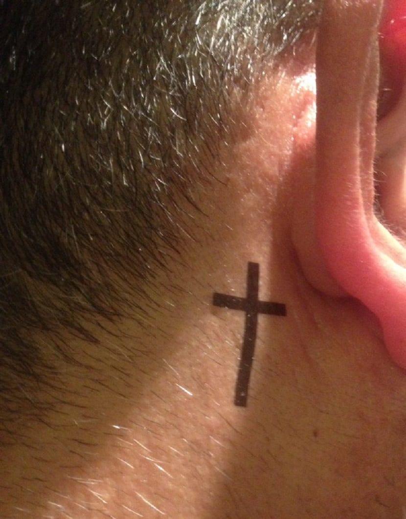 tatuajes cruces