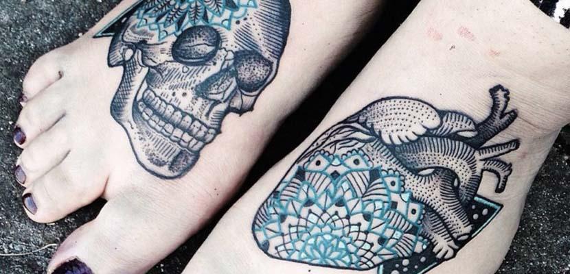 Tatuaje moderno