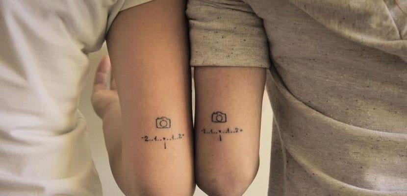 Tatuaje para la pareja