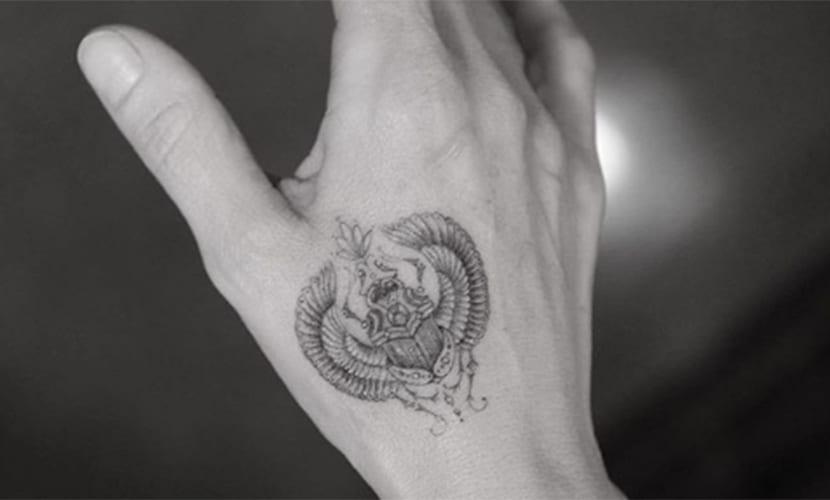 Tatuaje de Lena Headey