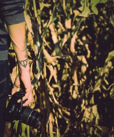Tatuajes con Triángulos campo
