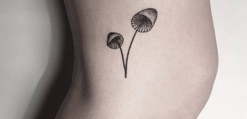 Tatuajes de setas