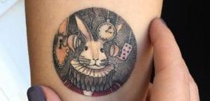 Tatuajes circulares