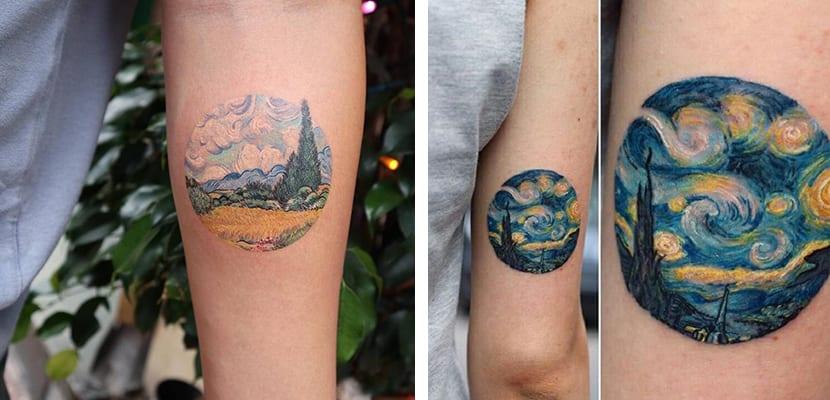 Tatuajes de arte
