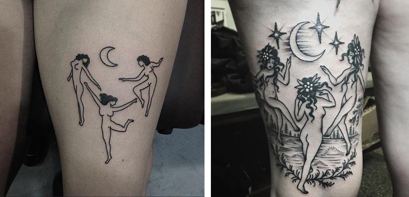 Tatuajes de aquelarre
