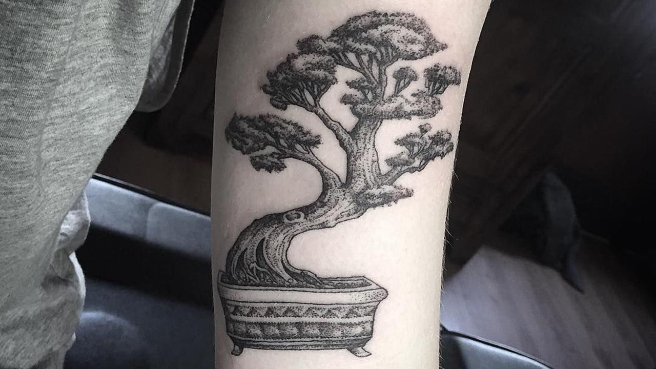 Tatuajes de bonsáis