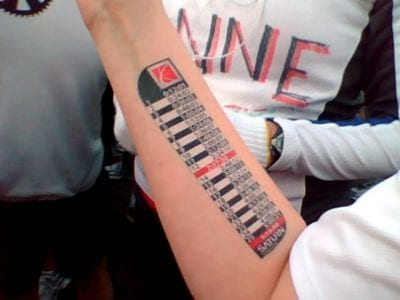Tatuajes Falsos Brazo