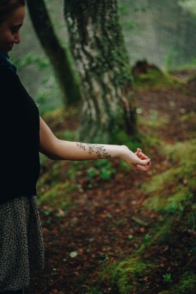 Tatuajes Silvestres Árbol