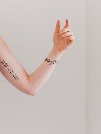 Tatuajes Silvestres Muñeca