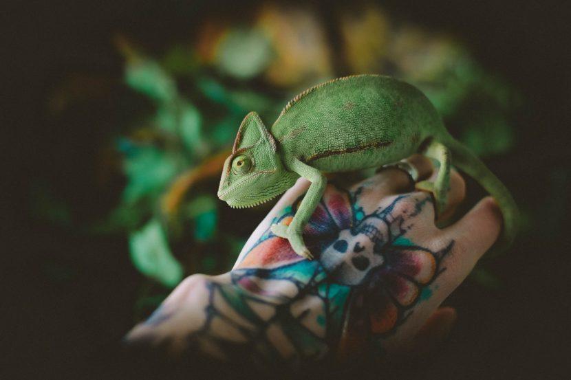 Tatuajes Sobrenaturales