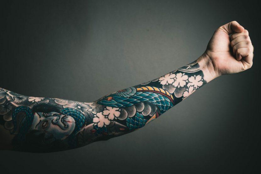 Tatuajes Sobrenaturales japonés