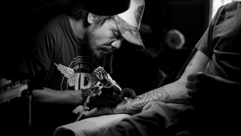 Edad para Tatuarse