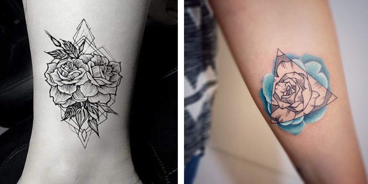Rosas y geometría