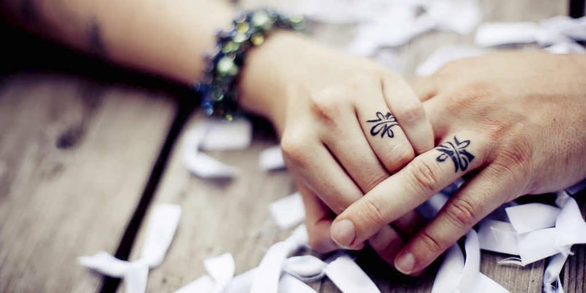 Tatuajes de anillos