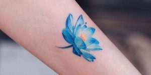 Tatuajes azules