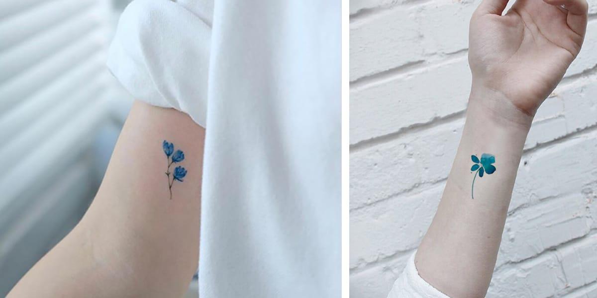 Tatuajes mini
