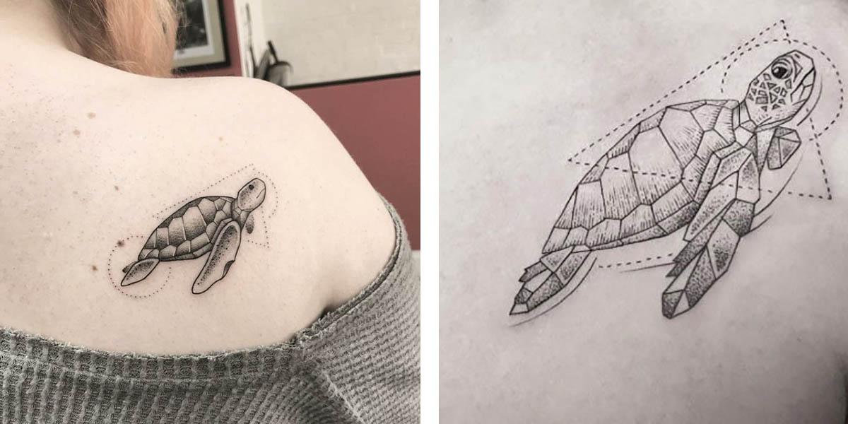 Tortugas geométricas