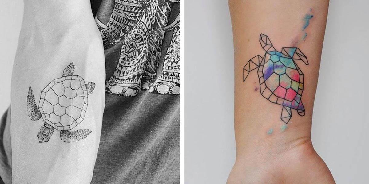 Tatuajes de tortugas